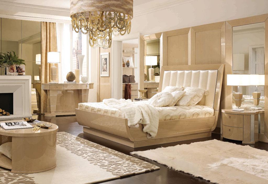 Преимущества итальянских спален.