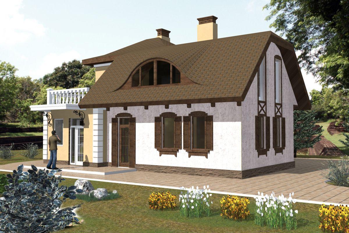 Реконструкцией домов и сооружений